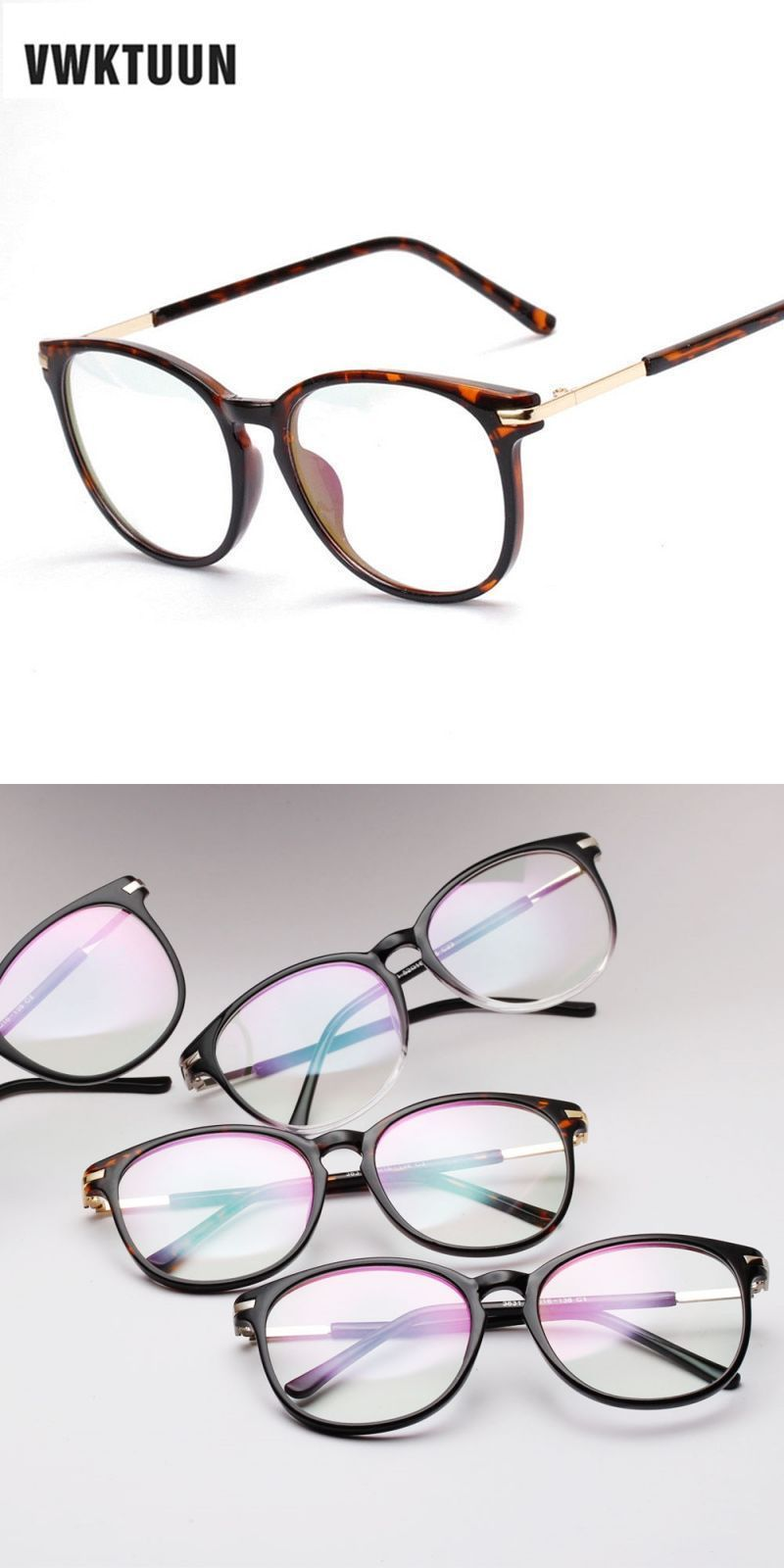 8e23d65bf9a8 Fashion oversized glasses frame women men eyeglasses optical glasses frame  vintage eyeglass frames female fake glasses