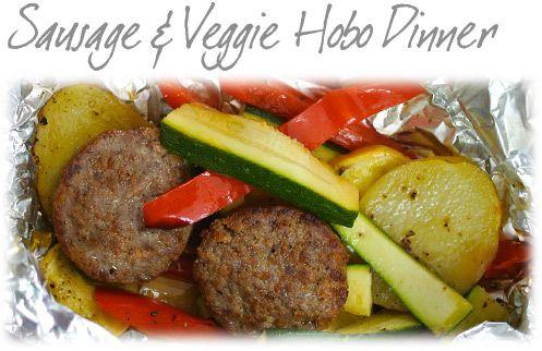 Hobo Dinner Hobo Dinners Dinner Recipes
