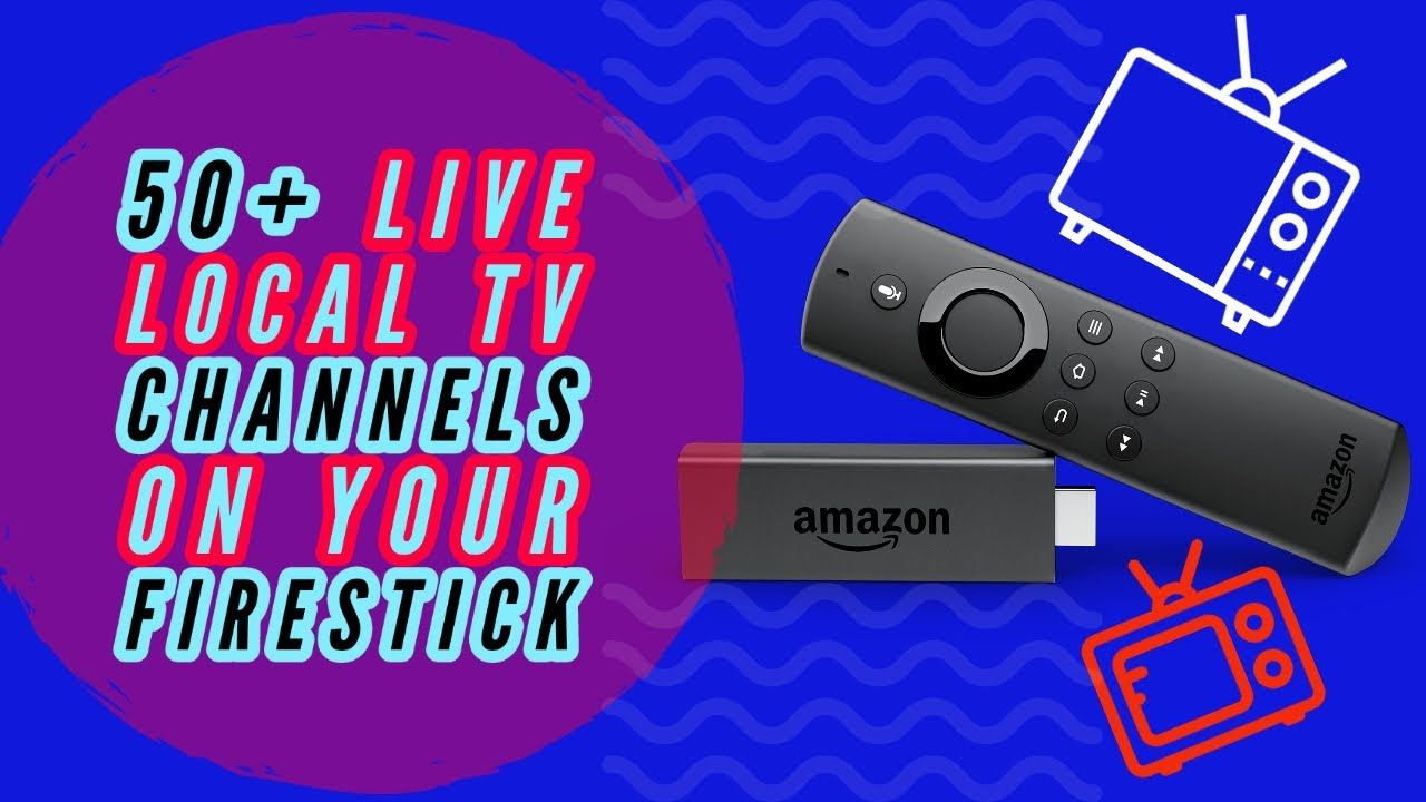 50 Plus Live Local TV Channels On Your FireStick With DVR