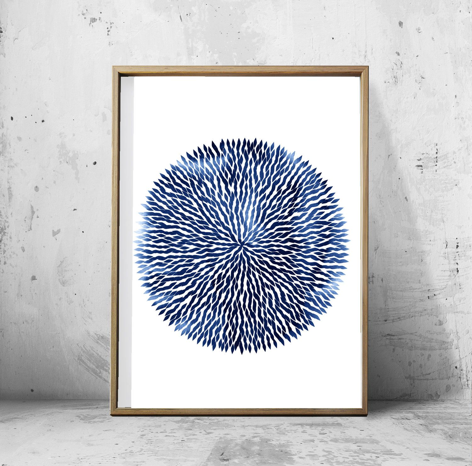 e53906b2cbc Includes four prints. Abstract Watercolor   Set of 4 Prints   Minimalist art    Abstract art Prints   Blue White   Modern art ...