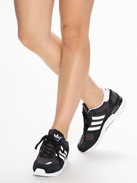 Zx 700 W Adidas Originals BlackWhite Everyday Shoes