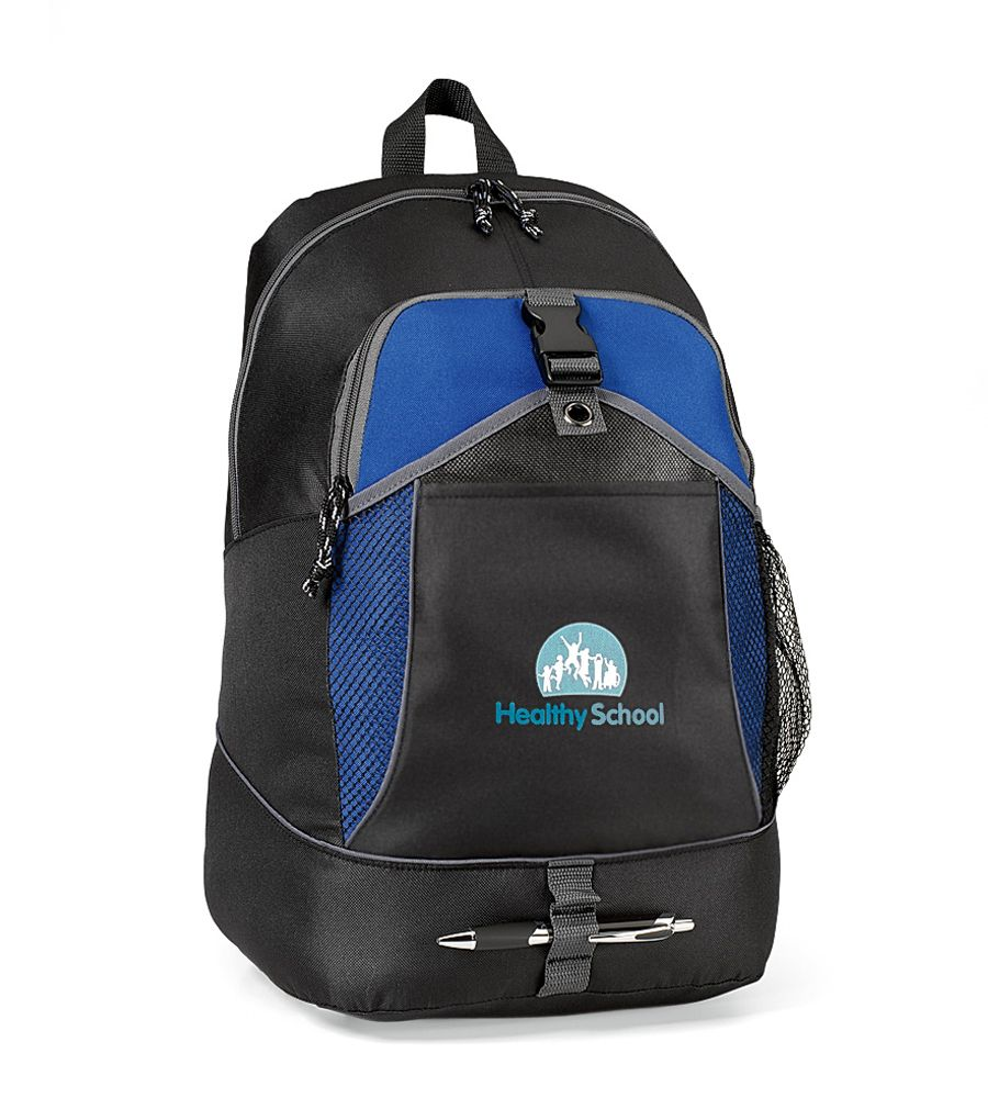 Escapade Backpack Min. Qty.  15 pcs. Opening Price   13.75 ea ... 8a3001f671562