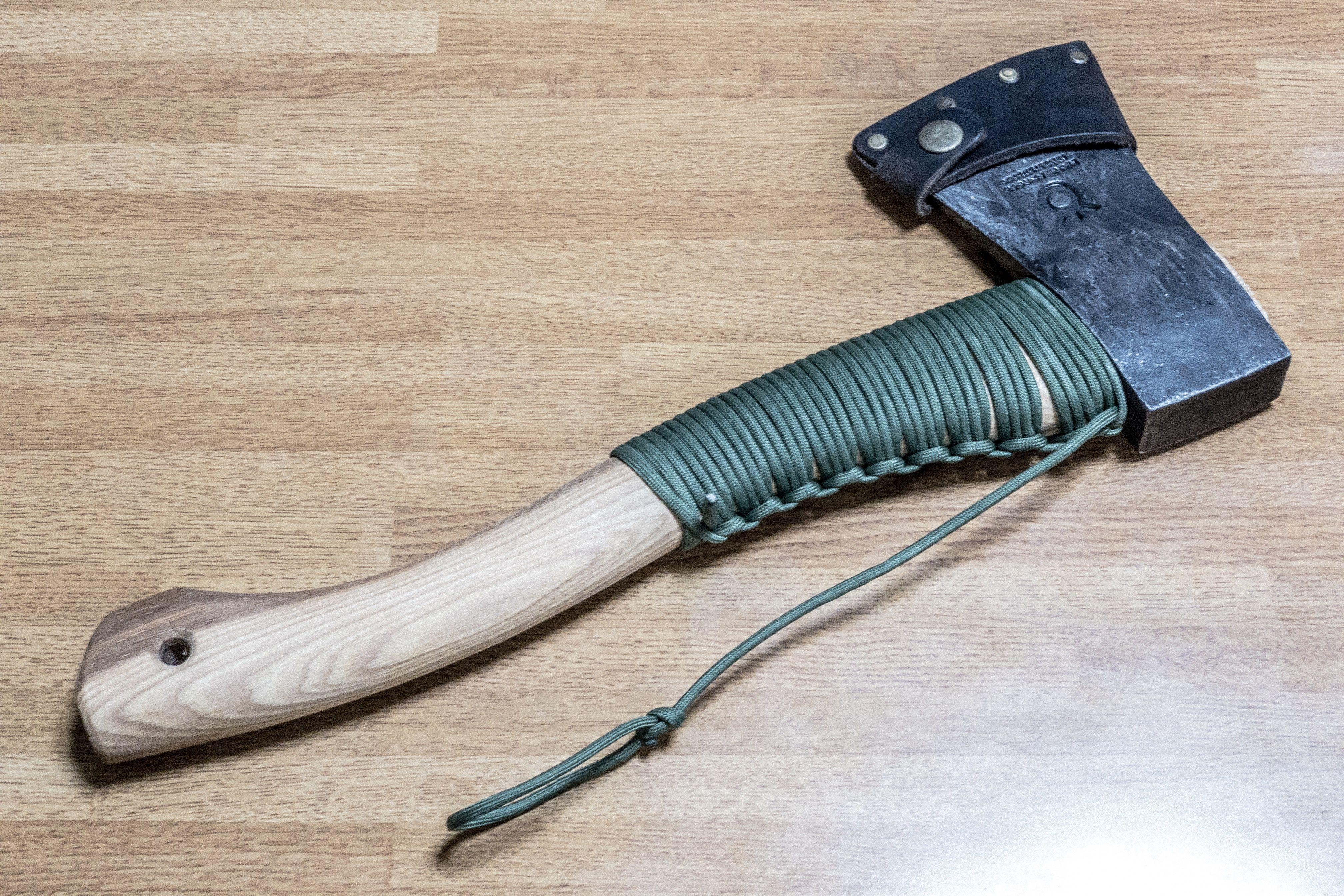 コード 斧 パラ