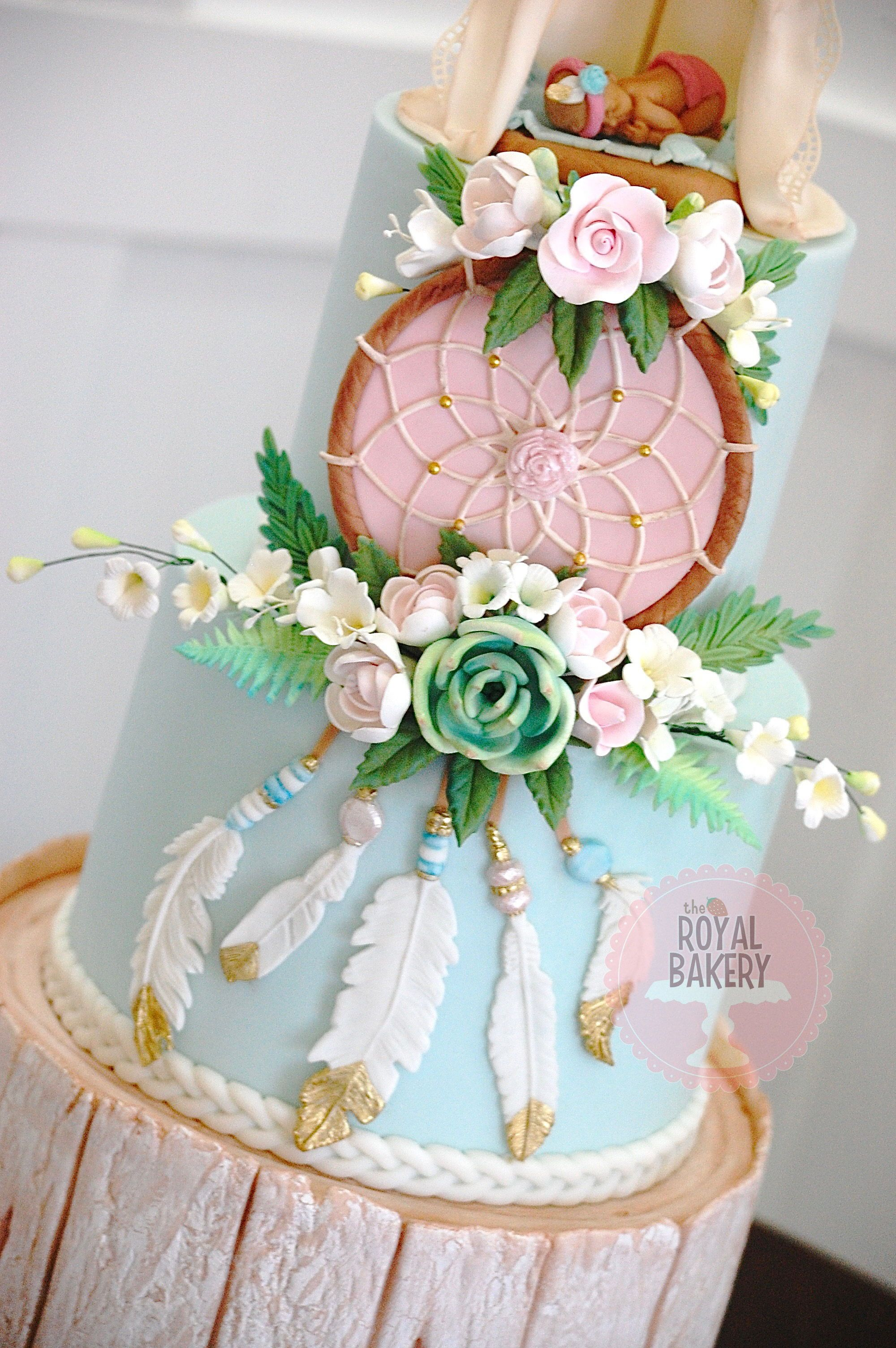 Dreamcatcher Cake Cake Decorating Ideas In 2019