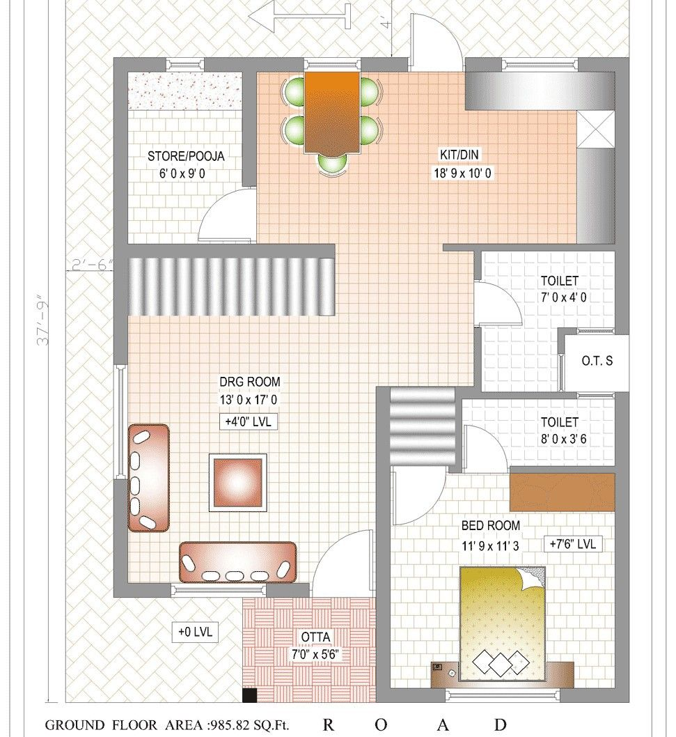 Amazing Different Types Of House Plan Design Ideas To See More Read It In 2021 Duplex House Plans House Layout Plans Floor Plan Design