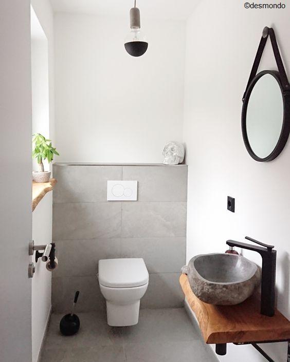 10 idées déco pour les toilettes #idée #idées #déco ...