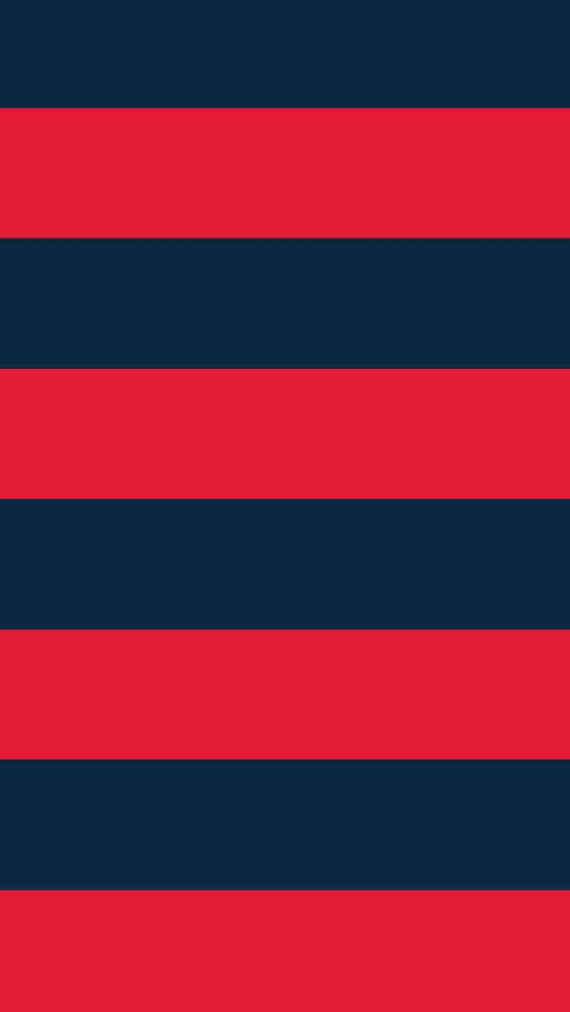 Red and navy stripes wallpaper/lock screen/background
