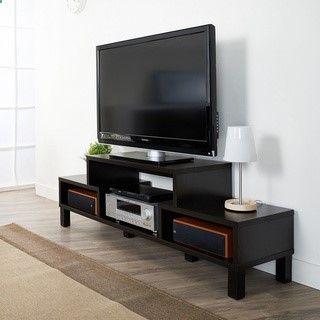 @Overstock   Furniture Of America Baltimore 60 Inch TV Console   Showcase  Your Media
