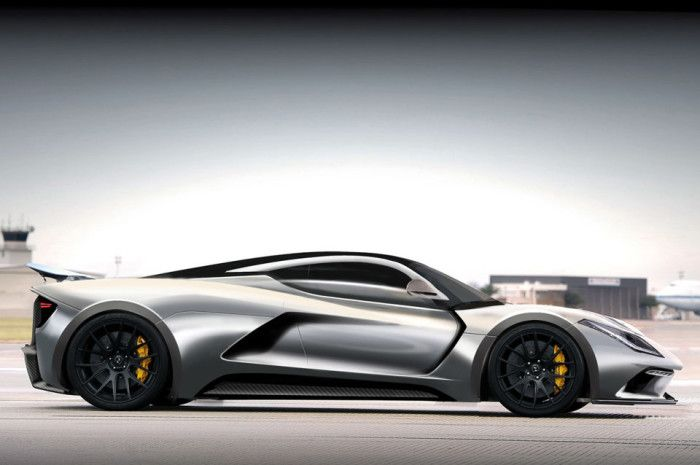 Hennessey Venom F5 Delivers 1 400 Hp Attempts To Beat Bugatti