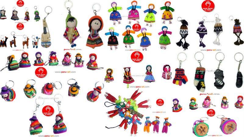 Adornos y detalles en miniaturas para regalos o usos personales contactos al 2224675 artesania@peru-art.com