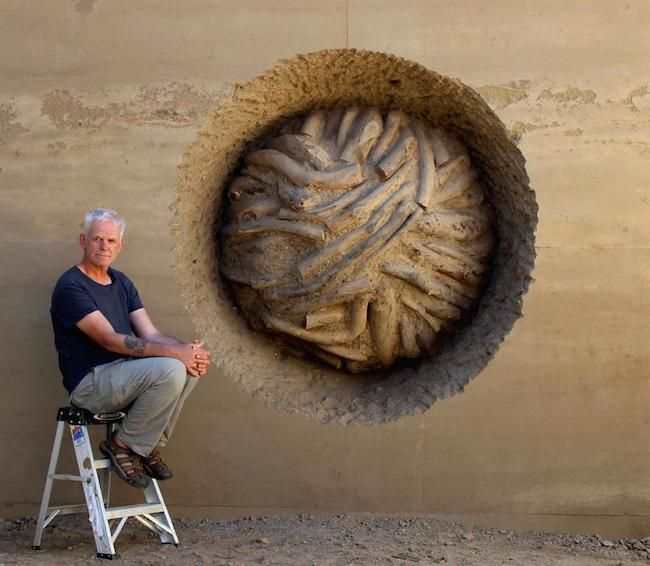 Public Art   A First Look at the new Andy Goldsworthy Installation ...