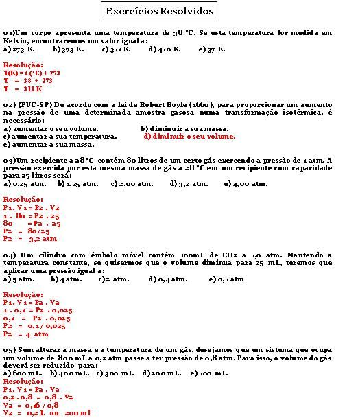 Exercícios Web - A Teoria Quântica Moderna Questões ...