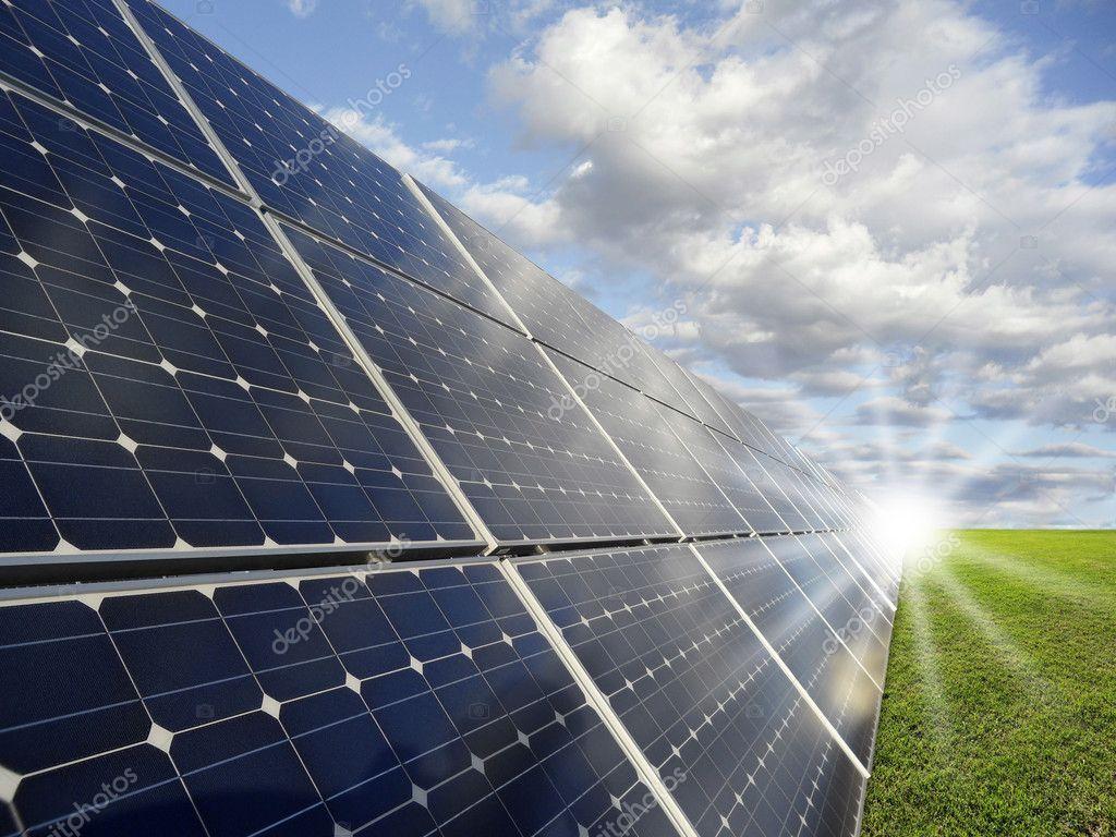 Solar Power Station Photovoltaics Stock Photo Ad Station Power Solar Photo Ad Transfer