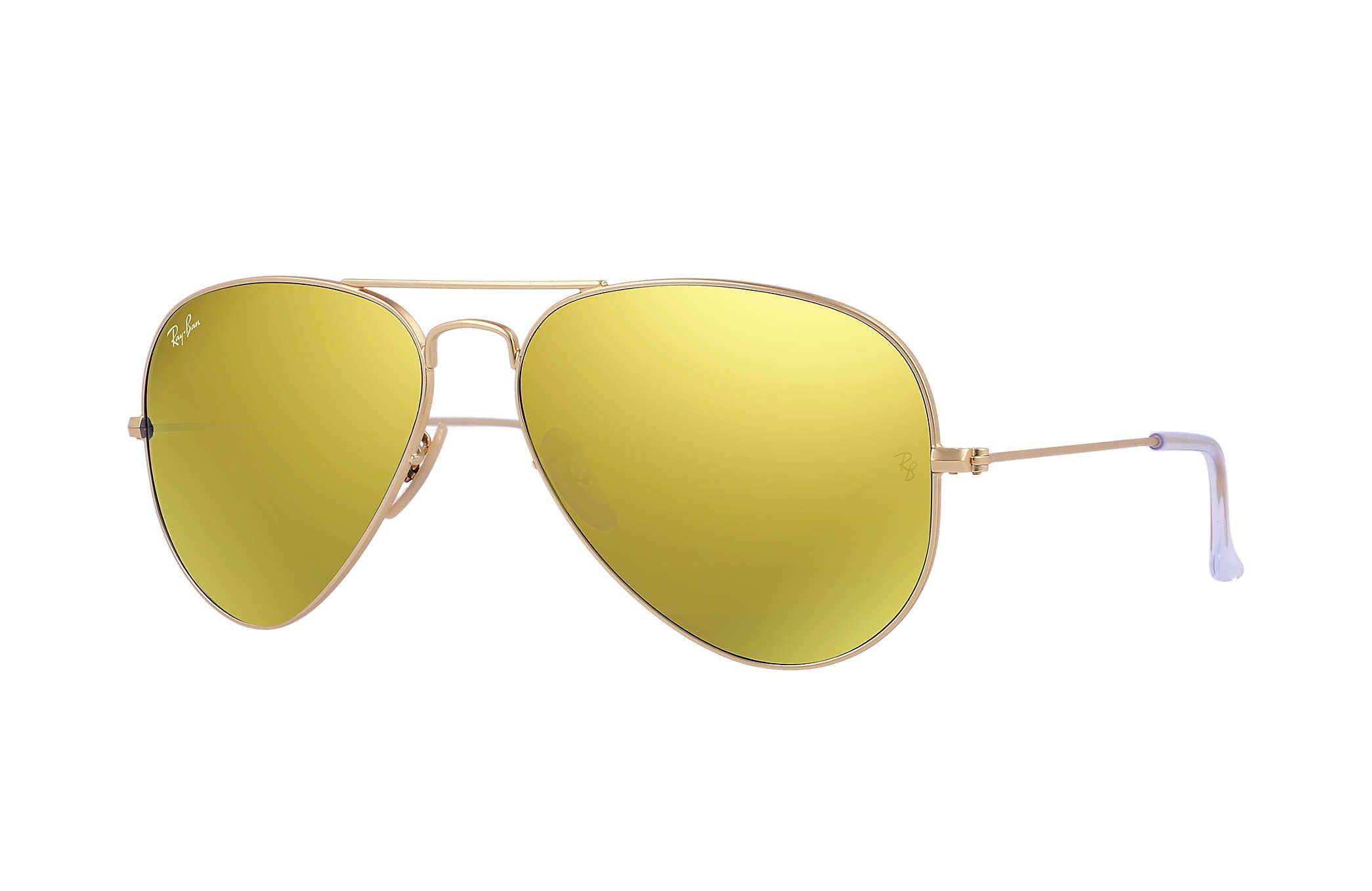 5fa2a9196b Ray-Ban แว่นตา รุ่น AVIATOR FLASH L