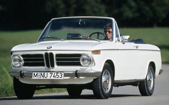 1967 Bmw 2002 Convertible