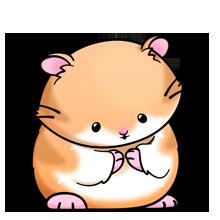 dwarf hamster clipart pinterest dwarf clip art and kawaii rh pinterest com au hamster clipart images hamster clipart black and white