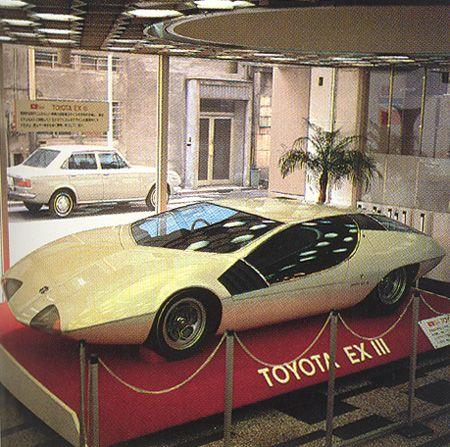 Resultado de imagen para Toyota EX III