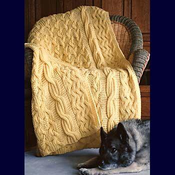 cabeled afghan crochet pattern | CROCHET AFGHAN PATTERN USING PLUSH ...