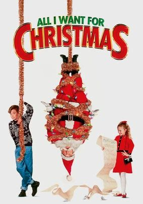 All I Want For Christmas 1991 Christmas Movies List Holiday Movie