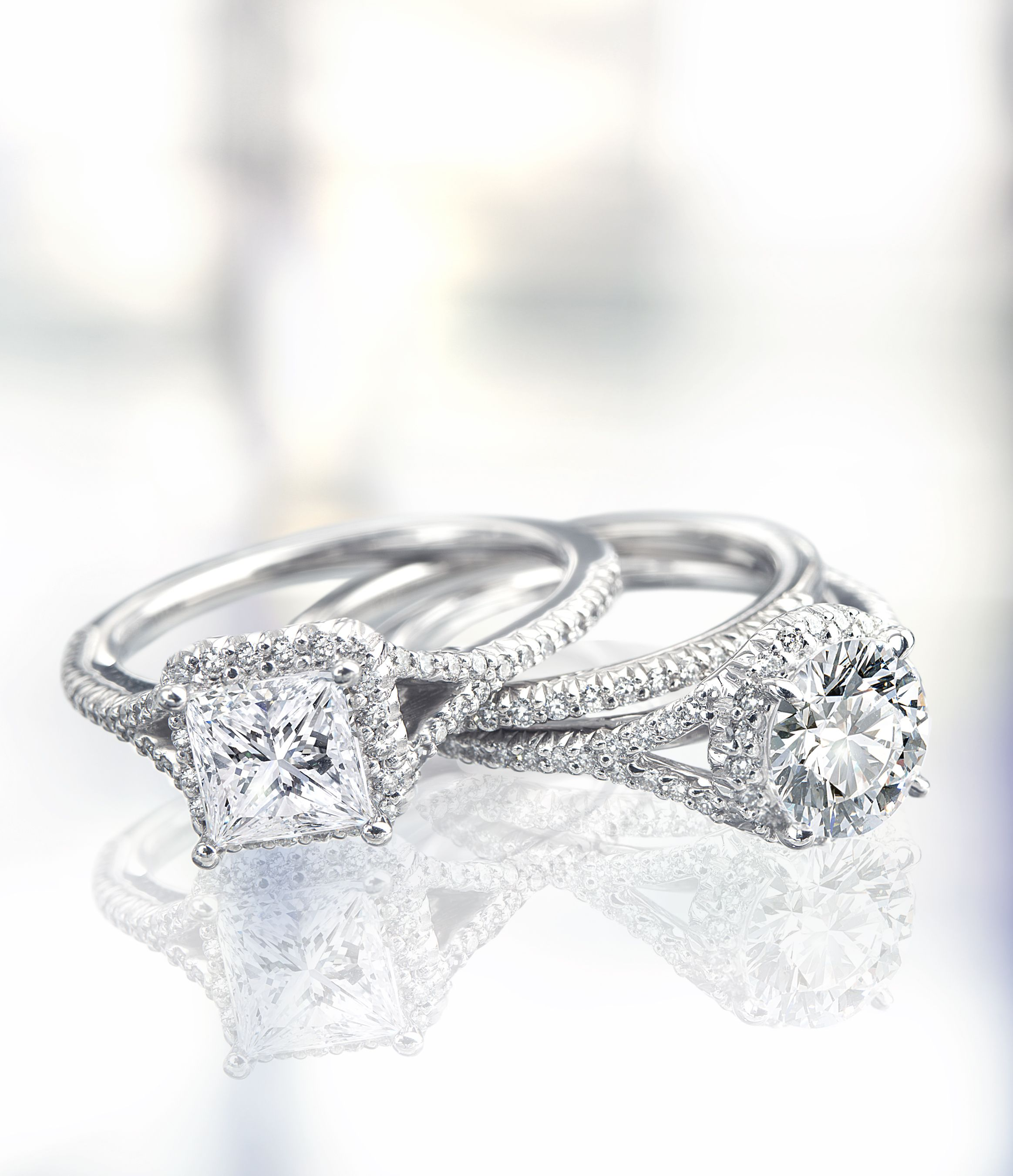 handcrafted custom engagement rings by ritani. experience a free in