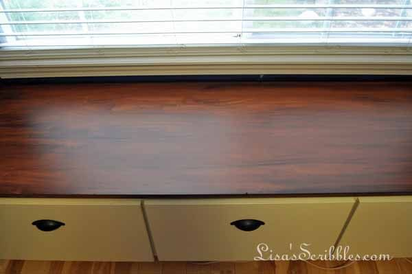 staining laminate yes it can be done flip ideas rh pinterest it