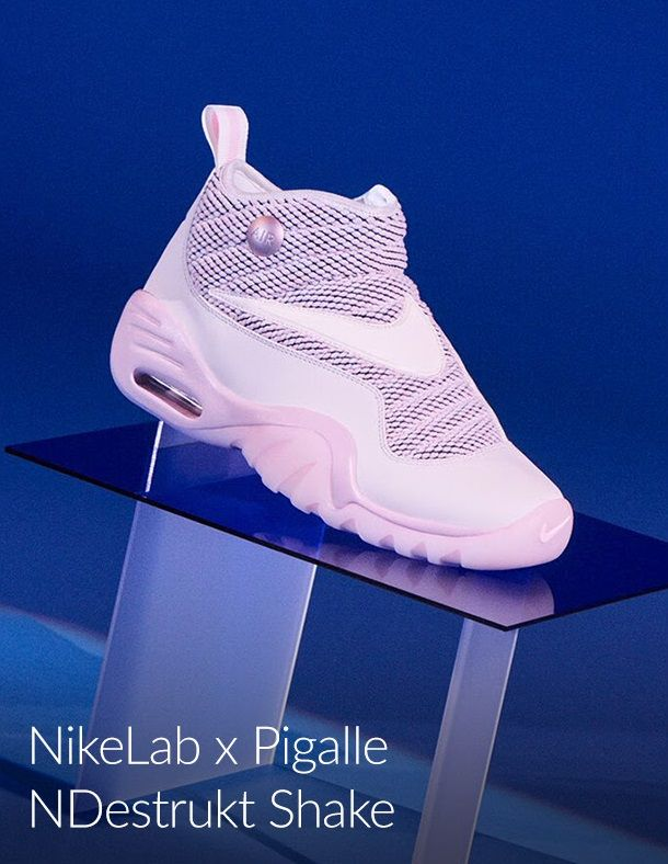 a105eadf1714 Pigalle x Nikelab NDustrukt Shake Jordan Basketball