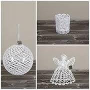 Image Result For Kerstengel Haken Patroon Crochet Pinterest