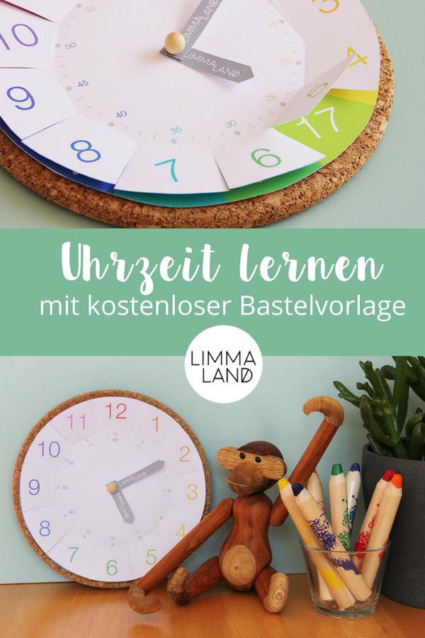 Uhrzeit Lernen Zwei Günstige Ikea Hacks Für Kinder Mit Kostenloser