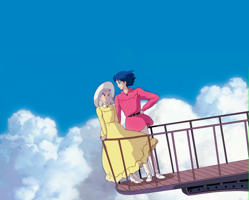 Howl's moving castle ♥