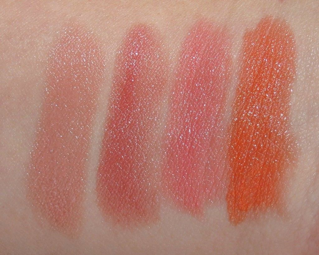 MAC Cremesheen + Pearl Lipstick Swatches & Review | Makeup ...