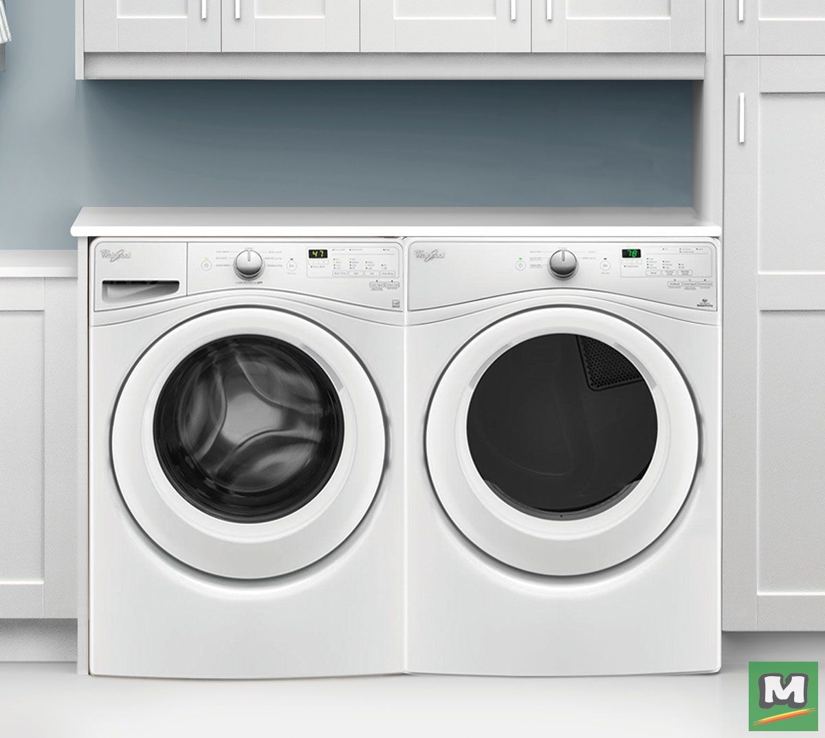 Upgrade To A Whirlpool Washer And Dryer Your Clothes Will Get The Fabric Care They Deserve While Whirlpool Washer And Dryer Whirlpool Washer Best Appliances