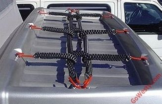 Earthstrap Cargo Net - GoWesty Camper Products - parts