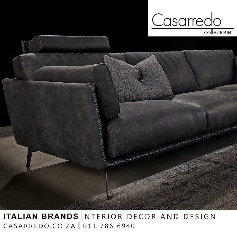 Ralph Sectional Sofa is a contemporary addition to any space with