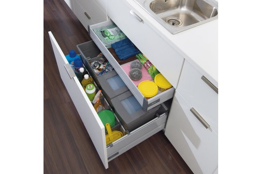 Roller Küchenunterschrank Triomax Drawer Runner System By Harn New Zealand ...