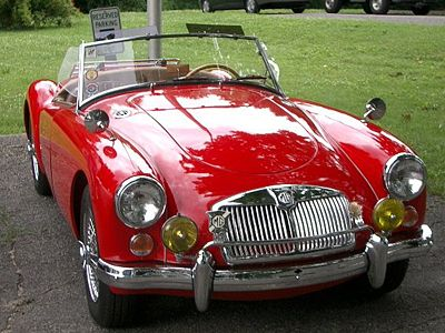 Southwestengines Mg Cars Vintage Sports Cars British Sports