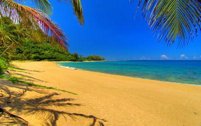 Yellow Sand Beach