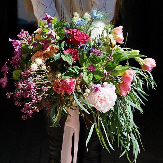 Цветы, праздничный букет бк