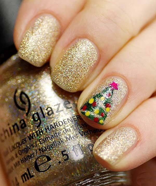 Pin By Gracie On Nails In 2018 Pinterest Nail Art Christmas