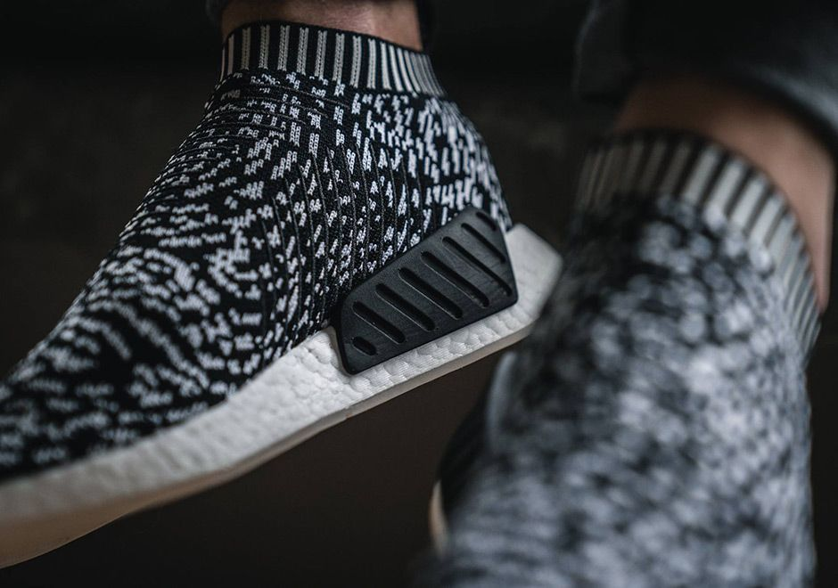 """adidas NMD R1 """"Sashiko"""" Pack features intricately striped"""