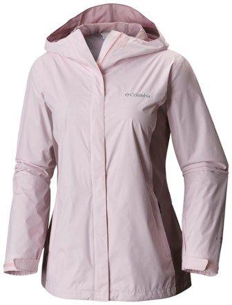 Columbia Arcadia Ii Rain Jacket Women S Rain Jacket Women Jackets For Women Rain Jacket