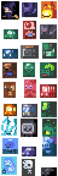16x16 Pixel Art ค นหาด วย Google With Images Pixel Art