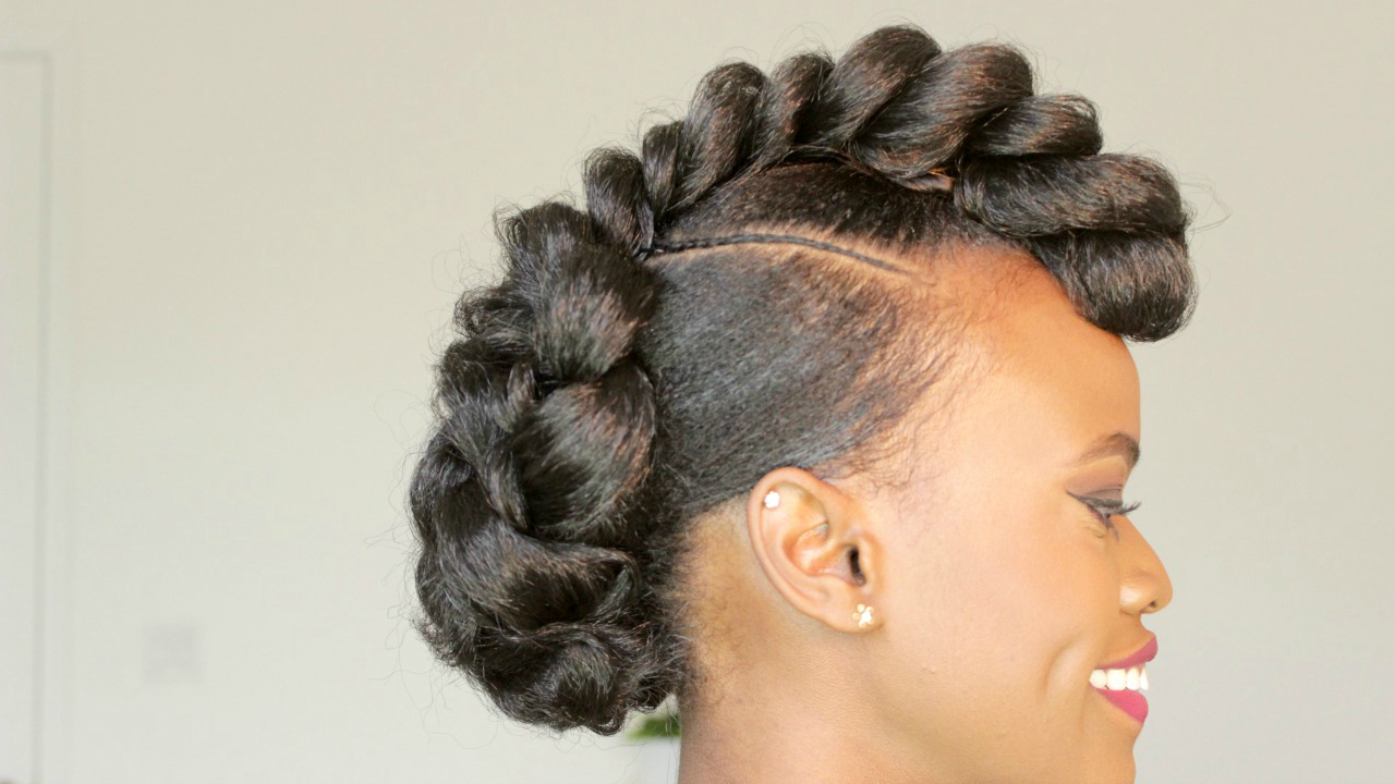 Top natural hairstyles for black women to style for easy and