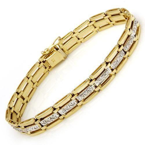 اساور ذهب Gold Bracelet Italian Charm Bracelet Charm Bracelet