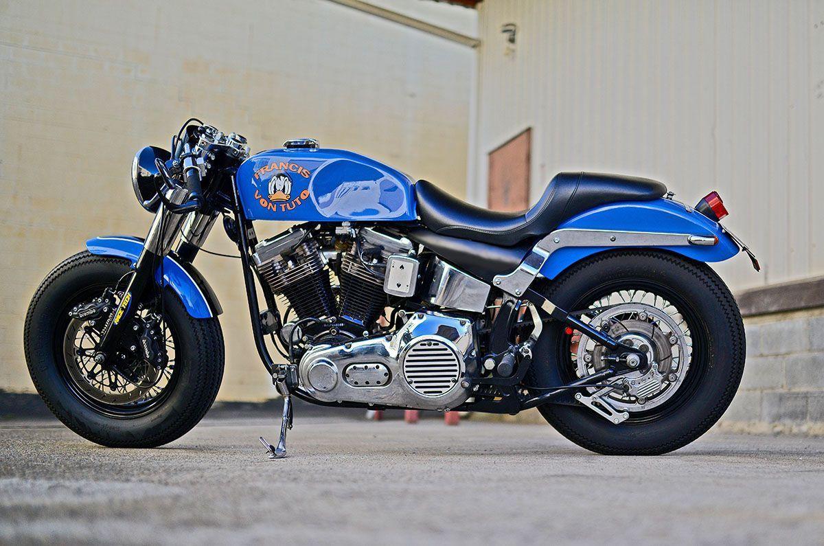 Harley Davidson: Harley Davidson 1947 47WL 750cc 2 Cyl Sv HarleyDavidson