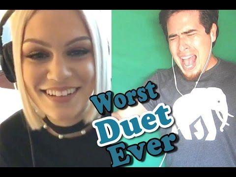 Jessie J - Flashlight - Worst Duet Ever (Smule Sing App