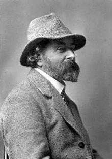 Archibald Knox (9 April 1864 Cronkbourne[1] near Tromode, Isle of Man[2] - 22 February 1933 Braddan), was a Manx arts and crafts and art nouveau designer of Scottidh descent
