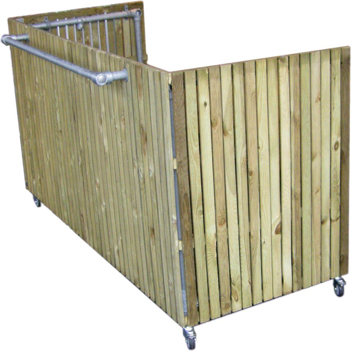 Kliko ombouw 1131 1133 tuin en buitenideetjes for Schutting intratuin