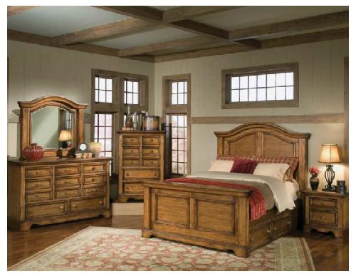 dormitorios-matrimoniales-rusticos.png (500×391)  ALCOBAS ...