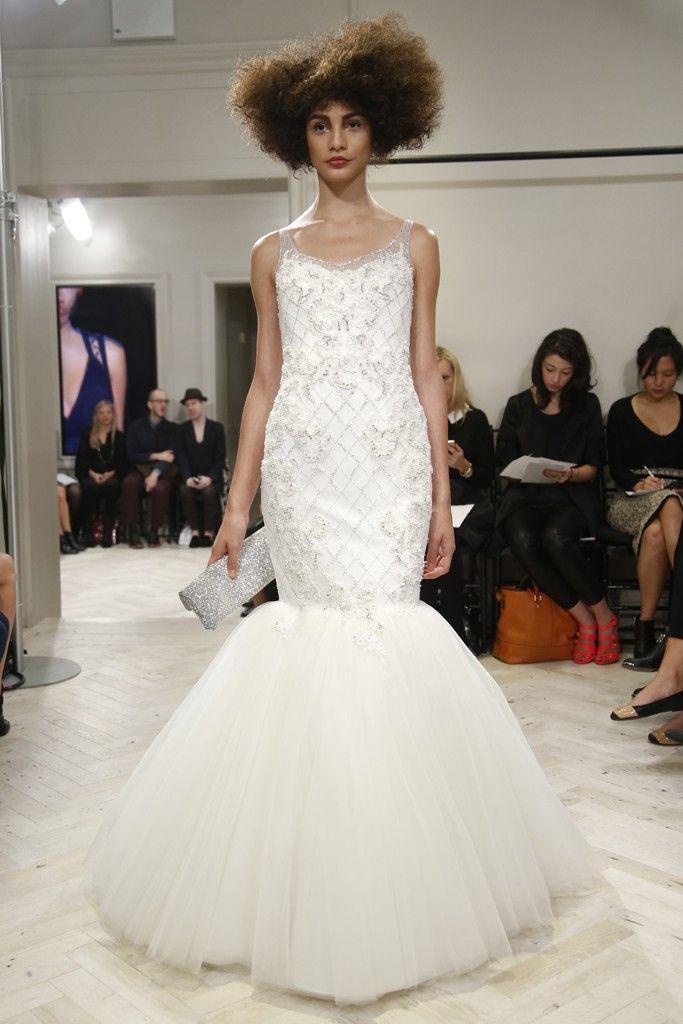 Badgley Mischka Bridal Fall 2014 - Slideshow