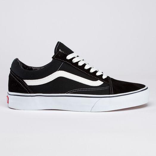 old skoooool | Vans shoes, Vans classic old skool, Running ...